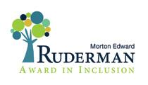Morton Edward Ruderman Award in Inclusion