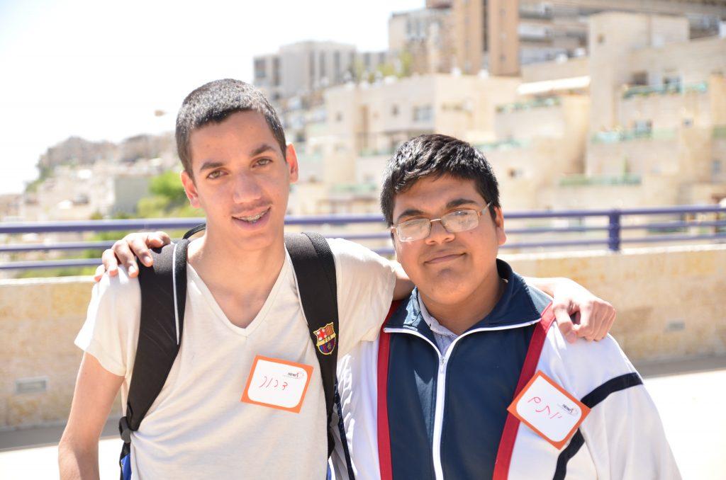 Yotam and Dror