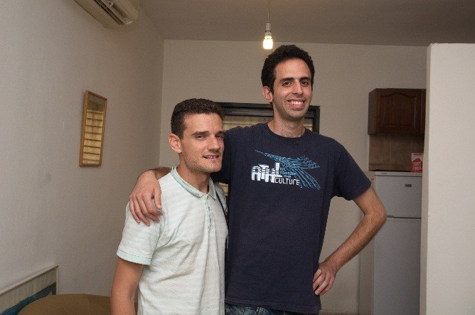 Lior and Tomer- examples of independent living
