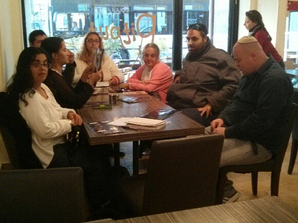 True voices of inclusion- self-advocates meet ti improve their own lives