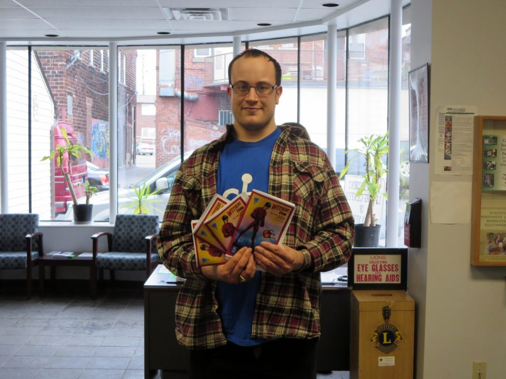 Disability advocate and uber comic book fan Alexander Frazier explains the inherent correlation between superhero and disability in the Marvel universe