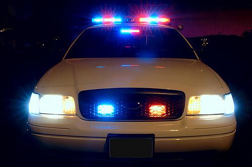 """Police Car Lights"" by Scott Davidson is licensed under CC BY 2.0 https://flic.kr/p/5H64X2"