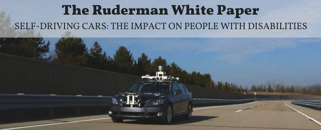 The Ruderman White Paper